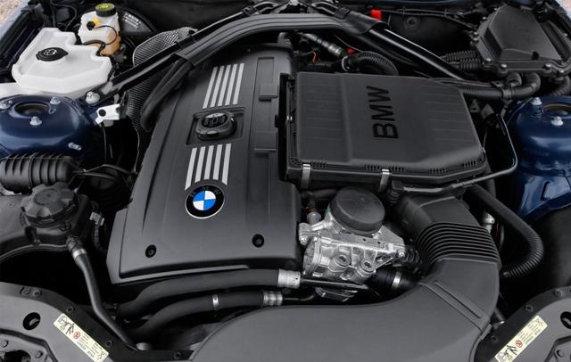 BMW Z4 moteur