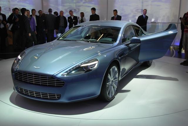 Aston Rapide'