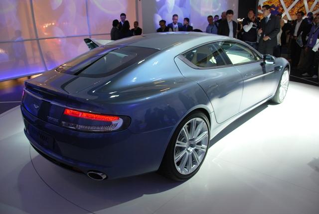 Aston Rapide''