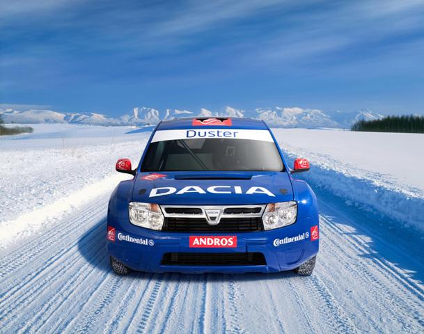 Dacia Duster'