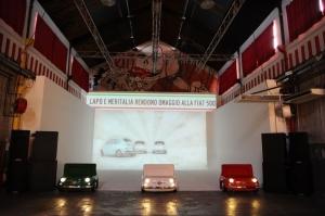 Milan,italie,expo,design,fiat,500,lapo,elkann,meritalia,sofa,table,console,meubls,online