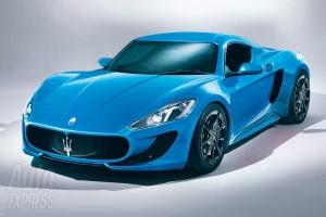 maserati,next,generation,coupé,compact,propulsion,v6,ferrari,450 ch,2015,light,leger,moteur,central,italie