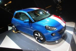 Opel,Adam,citadine,branchée,nouvelle,new,disel,essence,personnalisation,premium,salonparis,mondial,2012