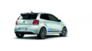Volkswagen,Polo,R WRC,série spéciale,limited edition,2500 exemplaires,GTI,2.0,TFSI,220 ch,traction,sportive,compacte,2013,salon,genève