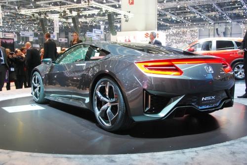 Honda,Salon,genève,2013,Honda,Civic,concept,Tourer,NSX,futur,next,WTCC,WEC