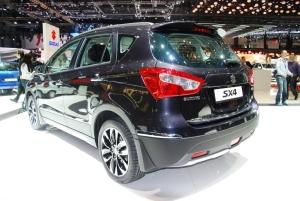 Suzuki,SX-4,new,nouveau,SUV,compact,Salon,Genève,2013,japon,1.6,diesel,120 ch,CVT