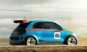 Renault,Twin'Run,Twingo,futur,next,2013,berline,urbaine,compacte,ville,V6,320 ch,propulsion