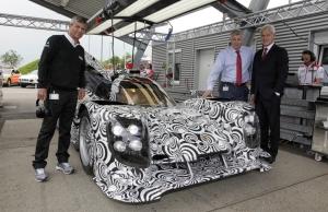 Porsche,LMP1,future,images,nouvelle,new,next,WEC,endurance,Le Mans,24 heures du mans,prototype,essais,test,Timo,Bernhard