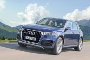 Audi,Q7,2014,future,Q1,suv,allemands,bratislava,slovaquie,usine,production,next,tdi,tfsi,boîte-s-tronic,8 rapports