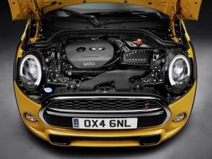 MINI,2014,new,nouvelle,carrosserie,moteur,châssis,essence,diesel,3 cylindres,turbo,136 ch,192 ch,116 ch,prix,connus,boîte,manuelle,automatique,6 rapports,belgique,anglaise,