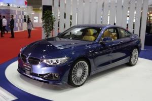 alpina,bmw,Série 4,coupé,new,nouveau,salon,tokyo,2013,six en ligne,turbo,biturbo,410 ch,600 Nm,essence,propulsion,x drive,ZF