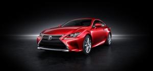 Lexus,RC,essence,hybride,coupé,new,nouveau,gamme,japon,salon,Tokyo,2014,V6,essence,