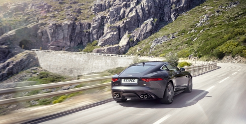 Jaguar,F-Type,coupé,R,V8,550 ch,300 km:h,new,nouveau,carrosserie,anglaise,2014,salon,los angeles,sportive