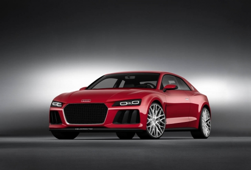 Audi,Sport,Quattro,concept,laserlight,Las Vegas,CES,électronique,2014,janvier,V8,4.0,turbo,CFRP