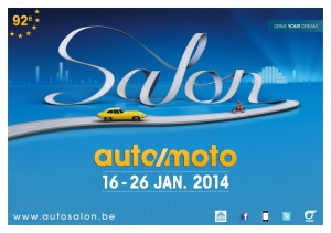 Brussel,Bruxelles,motorshow,salon,auto,2014,92eme,Job,on,wheels,Febiac,marques,nouveautés,design,concept,europe