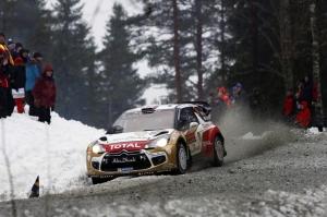 WRC,rallye,mondial,suède,manche,nordique,neige,terre,deuxième,polo,VW,Citroën,DS3,Ford,Fiesat,Hyundai,i20,Latvala,Mikkelsen,Ostberg,Neuville,Thierry,belge,2014