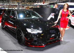 ABT,RS6-R,Audi,VW,Volkswagen,GTI,Dark Edition,préparateur,tuning,allemand,salon,genève,2014