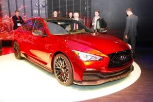 Infiniti,Salon,Genève,2014,Q50,Eau Rouge,V6,biturbo,GT-R,berline,japonaise,nissan,