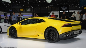 lamborghini,Huracan,new,salon,geneve,2014,coupé,V10,5.2,610 ch,560 Nm,quattro,carbone,italie,filles,girls,hôtesses,
