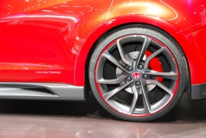 Honda,Salon,Genève,2014,Civic,Type R,concept,WTCC,turbo,next,futur