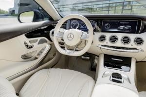 Mercedes,S65,AMG,coupé,V12,630 ch,1000 Nm,nouveau,new,inédit,luxe,technologie,allemande,paris,mondial,salon,rentrée