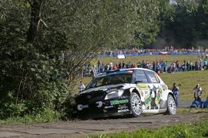 ERC,rallies,europe,championnat,rally,MINI,JCW,Pech,Peugeot,Skoda,Fabia,S2000,T16,R5,Wiegand,Kostka,Ford,Fiesta,R5,Barum,tchèquie
