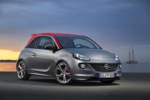 Opel, adam,S,sportive,dynnamique,citadine,urbaine,1.4,turbo,150 ch,220 Nm,ecotec,traction,salon,paris,mondial,2014