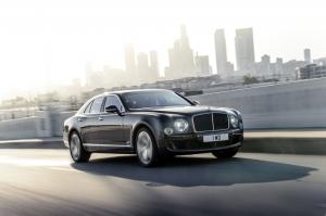 bentley,Mulsanne,speed,V8,6.75,biturbo,537 ch,1100 Nm,essence,berline,haut de gamme,premium,luxe,anglaise,paris,salon,mondial,2014