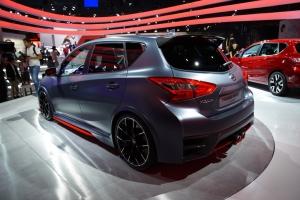Nissan,Pulsar,Nismo,Concept,paris,mondial,salon,2014,futur,traction,sportive,dynamique