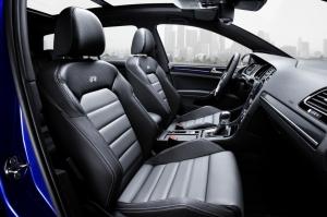 Volkswagen,VW,Golf,Variant,R,2.0,TSFI,300 ch,380 Nm,DSG,coffre,volume,los angeles,salon