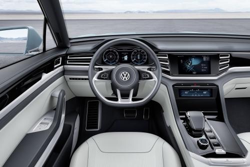 volkswagen,cross,coupé,gte,salon,detroit,2015,suv,cooupé,prototype,concept,nouveau,futur