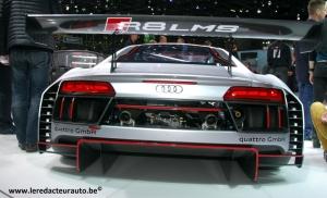 Audi,R8,nouvelle,new,salon,Genève,2015,V10,plus,e-tron,LMS,GT3,540 ch,610 ch,coupé,GT