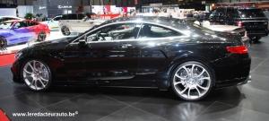 FAB Design,Mc Laren,Mercedes,Range Rover,tuning,préparation,suisse,salon,Genève,2015,news,nouveautés
