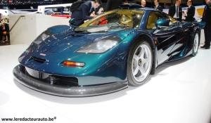 Mc Laren,GTR,F1,675,LT,new,nouvelle,coupé,GT,supercar,UK,anglaise,675 ch,V8,turbo,Le Mans,endurance,salon,Genève,2015