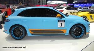 Hamann,BMW,M4,coupé,préparateur,tuning,art car,2015,salon,genève,Porsche,Macan,Lamborghini,Aventador