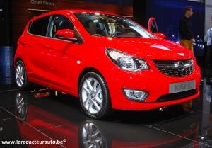 Opel,KARL,Corsa,OPC,nouvelles,new,salon,Genève,2015,urbaines,citadines,low cost,sportive,OPC,dynamique