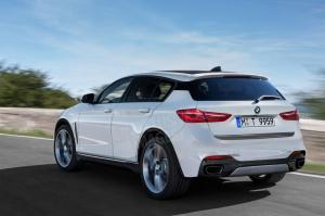BMW,crossover,mini,urbin,compact,série1,X1,futur,2017,anticipation,traction,UKL,25.000 euros