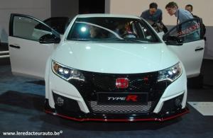 Honda,salon,Genève,2015,Jazz,Type-R,HR-V,NSX,new,nouvelle,V6,biturbo,japon,