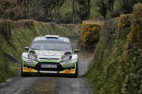 Rallye,Europe,Championnat,2015,ERC,circuit,Irlande,Breen,Peugeot,208,T16,R5,victoire,championnat,tête,Fiesta,Kajetanowicz