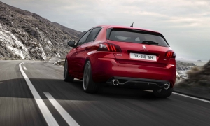Peugeot,308,GTI,sportive,1.6,THP,turbo,essence,270,ch,berline,nouvelle,salon,francfort,2015,différentiel,torsen,330 Nm