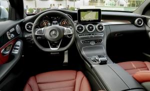 essai,test,longue,distance,mercedes,C200,diesel,break,compact,nouvelle,prix,Bluetech,AMG,finition,2015,autoroute,consommations