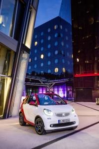 smart,fortwo,cabriolet,décapotable,essence,trois cylindres,turbo,propulsion,nouvelle,salon,francfort,2016