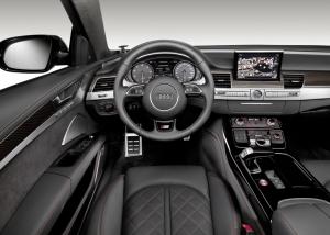 audi,s8,limousine,berline,dynamique,v8,4.0,biturbo,tfsi,605 ch,750 nm,quattro,novembre,commercialisation,salon,francfort,2015