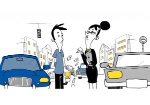 psychologie,london,school,étude,sécurité,routière,goodyear,conducteurs,comportement,route,7,sept,types,