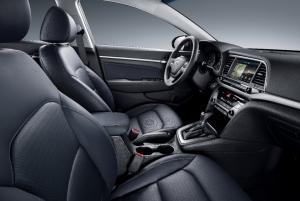 Hyundai,Elantra,berline,essence,diesel,transmission,manuelle,automatique,DCT-7,segment,C,succès,étude,Belgique,maché,europe
