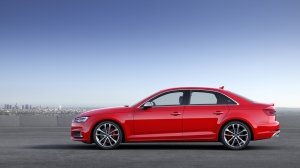 audi,s4,nouvelle,new,berline,allemande,4wd,quattro,v6,3.0,turbo,354 ch,500nm,salon,francfort,2015