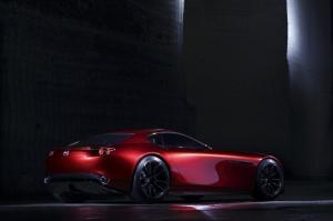 Mazda,RX-Vision,concept,salon,tokyo,2015,coupé,sportif,GT,rotatif,moteur,original,nouveau,futur