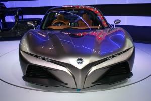 Yamaha,Sports Ride,Concept,coupé,léger,light,right,étude,prototype,750 kg,coupé,japon,salonTokyo