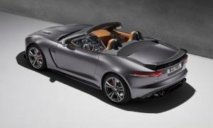 Jaguar,F-Type,coupé,new,nouveau,SVR,V8,5.0,575 ch,AWD,quattro,4RM,salon,Genève,2016,322,km/h