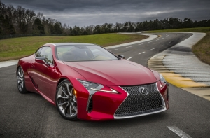 Lexus,nouveauté,new,coupé,LC 500,GT,Salon,detroit,V8,5.0,GA-L,473 ch,